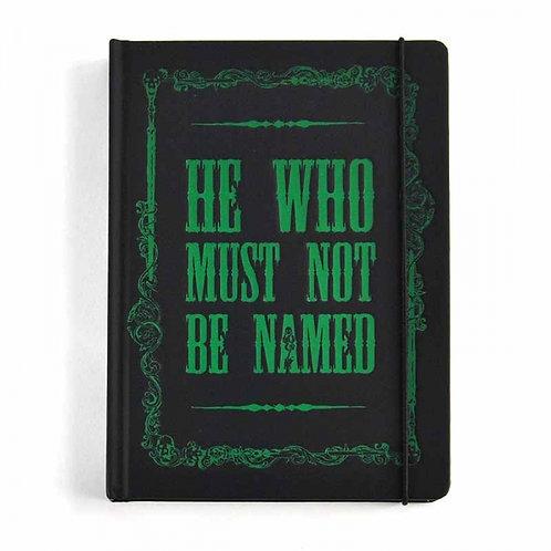 Harry Potter A5 Notebook (Voldemort)