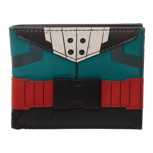 My Hero Academia Deku Wallet