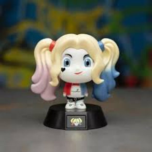 Harley Quinn Icon Light