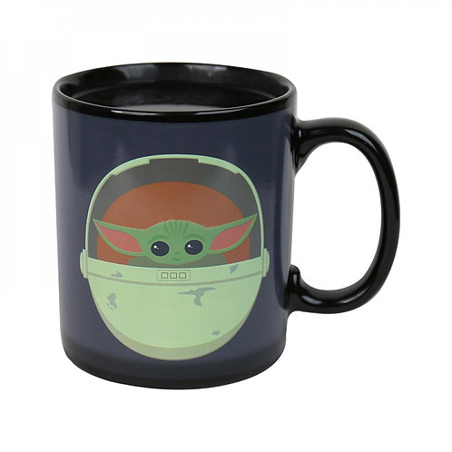 The Mandalorian Heat Change Mug (The Child)