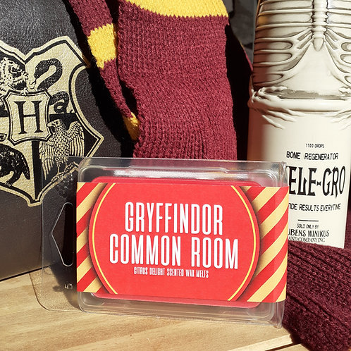 Gryffindor Common Room Wax Melts