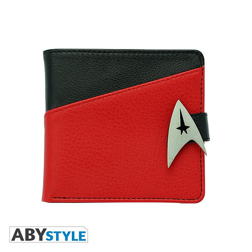 """Star Trek Premium Wallet """"Commander"""""""