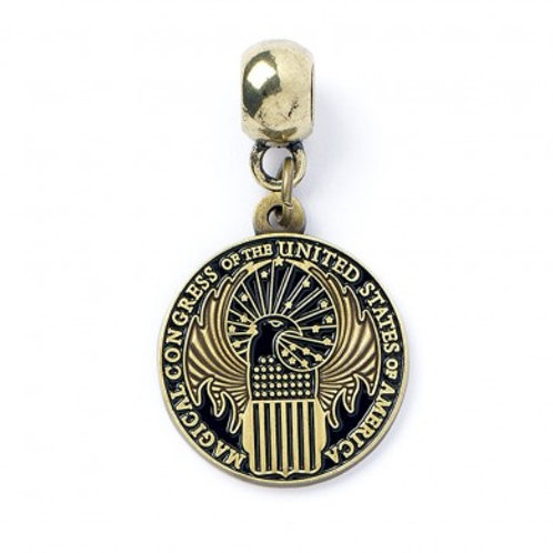 Fantastic Beasts Magical Congress Slider Charm