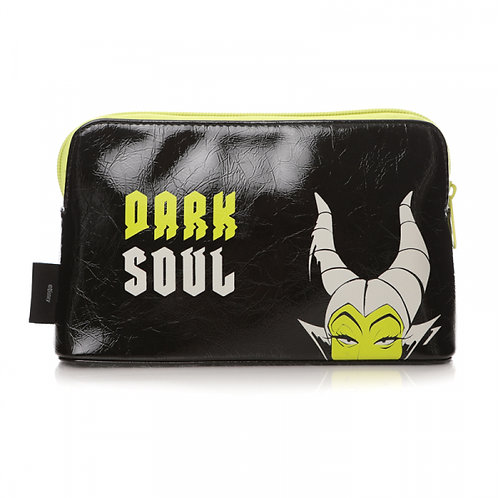 Disney Villains Cosmetic Cosmetic Bag - Maleficent and Aurora