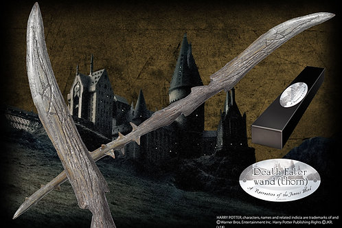 Death Eater Character Wand (Thorn)