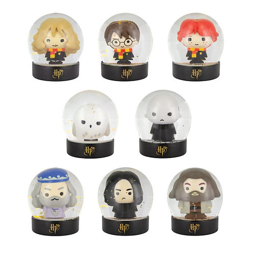 Harry Potter Mystery Snow Globes