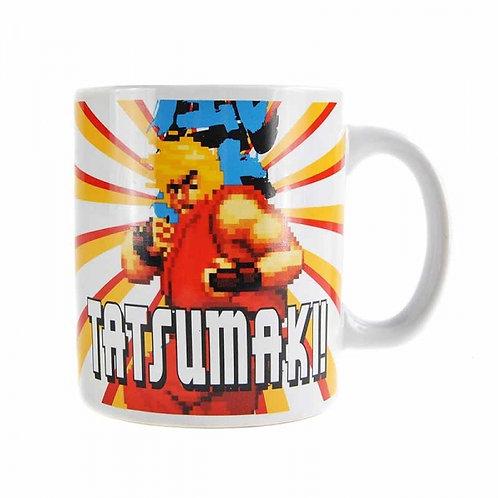 Street Fighter Boxed Mug (Ken)