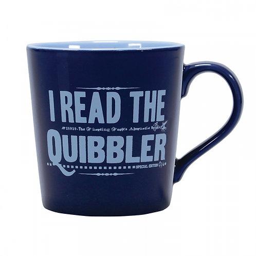 Harry Potter Tapered Mug - Luna Lovegood (The Quibbler)