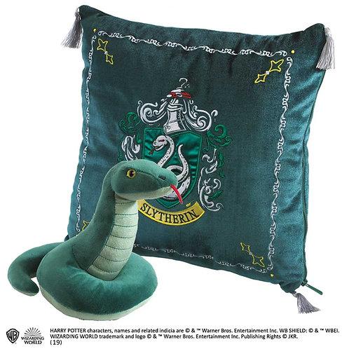 Harry Potter Plush Slytherin House Mascot & Cushion
