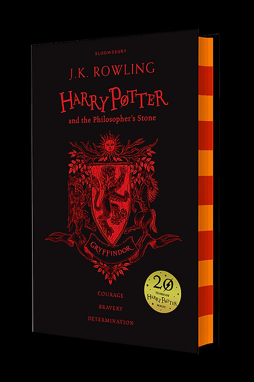 Harry Potter and the Philosopher's Stone - Gryffindor Edition Hardback