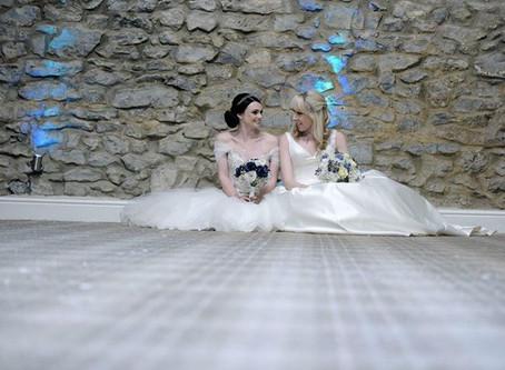 Real Wedding - Mrs & Mrs Armitage