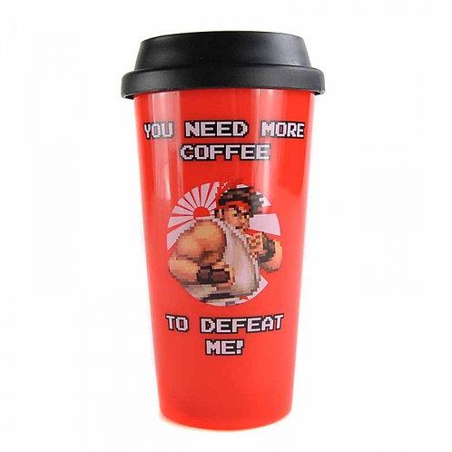Street Fighter Travel Mug