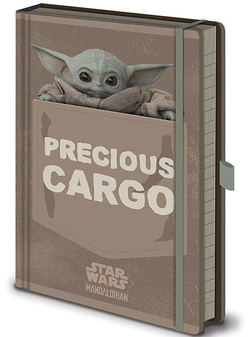 The Mandalorian (Precious Cargo) Premium A5 Notebook