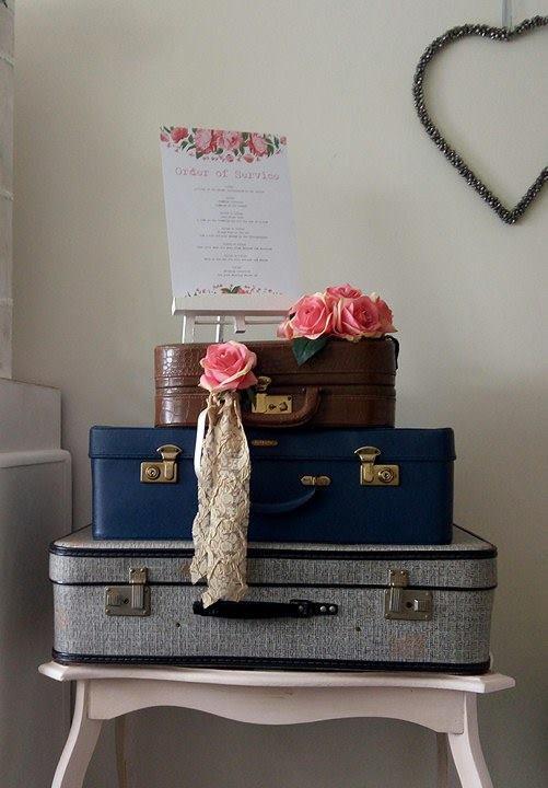 Vintage Wedding Stationery Hire Skipton Yorkshire
