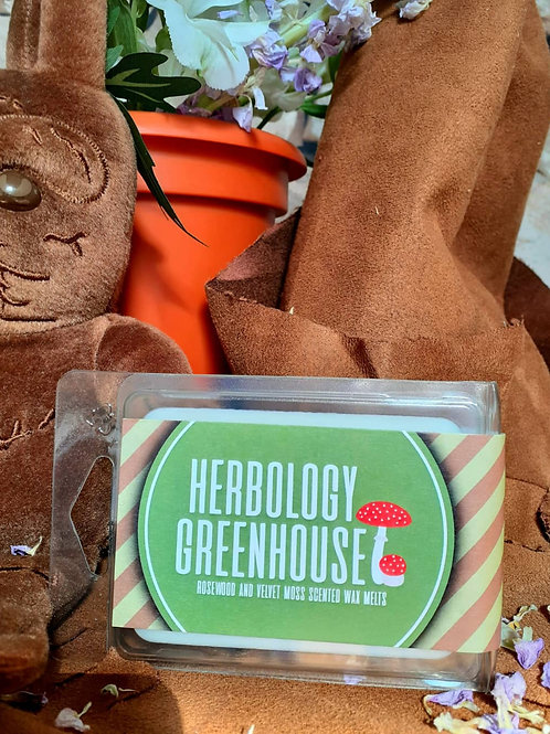 Herbology Greenhouse Wax Melts