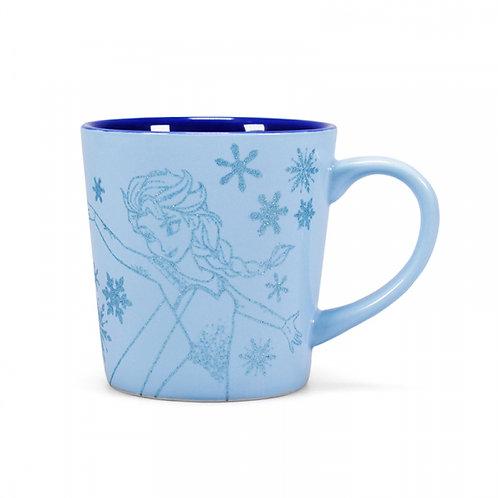 Disney Frozen Tapered Mug - Elsa (Snow Queen)