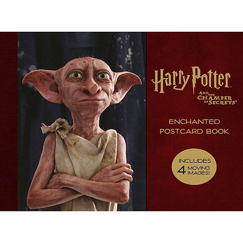 Harry Potter Postcard Book (The Chamber of Secrets)