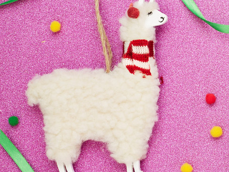 The Twelve Weeks Of Christmas - Decorations