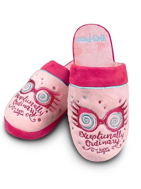 Luna Lovegood Adult Mule Slippers
