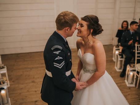 Real Wedding - Mr and Mrs Banks