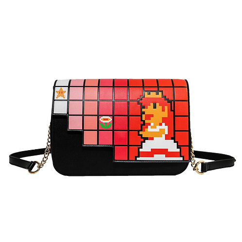 Danielle Nicole Nintendo Crossbody Bag - Princess Peach
