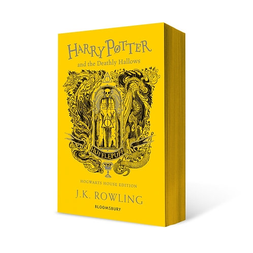 Harry Potter and the Deathly Hallows - Hufflepuff Edition Paperback