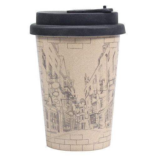 Harry Potter Travel Mug Huskup (Diagon Alley)