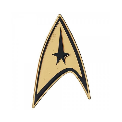 Star Trek Command Pin Badge