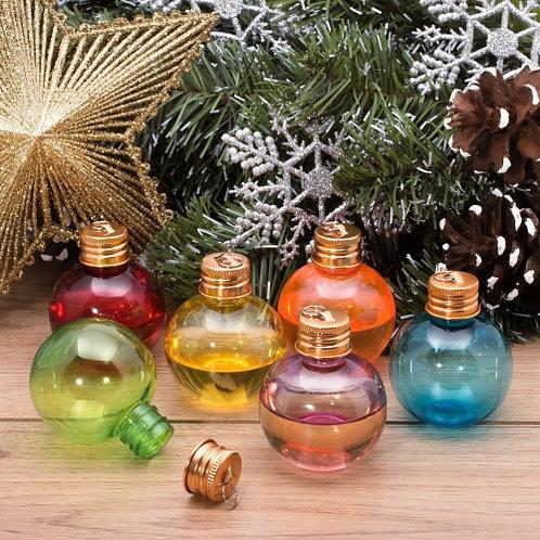 Christmas Spirit Bauble Shot Glasses