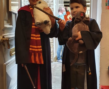 Harry Potter 5th Birthday Party - Part 4