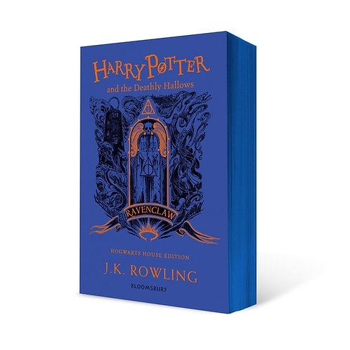 Harry Potter and the Deathly Hallows - Ravenclaw Edition Paperback