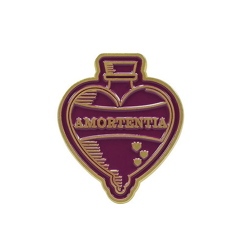 Harry Potter Pin Badge (Love Potion)