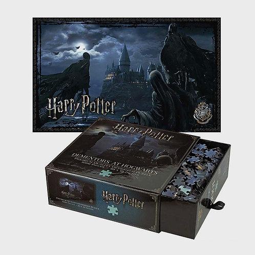 Harry Potter Dementors At Hogwarts Jigsaw Puzzle