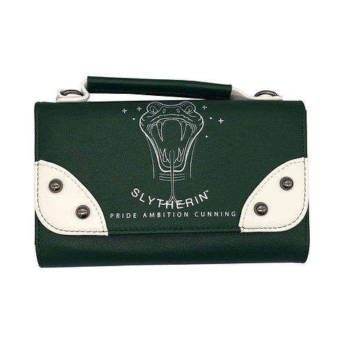 Harry Potter Slytherin Clutch Bag and Purse