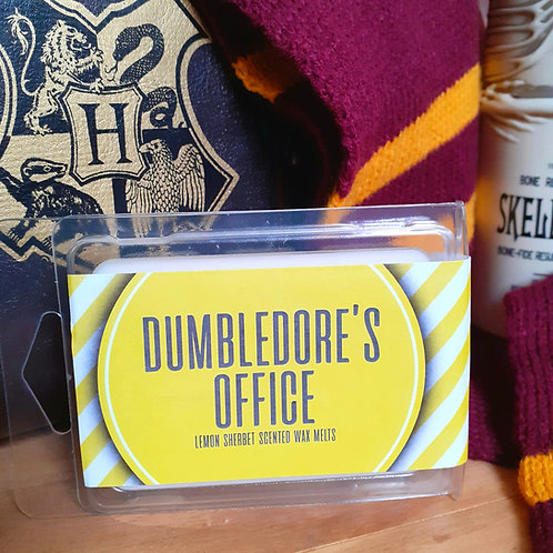 Dumbledore's Office Wax Melts