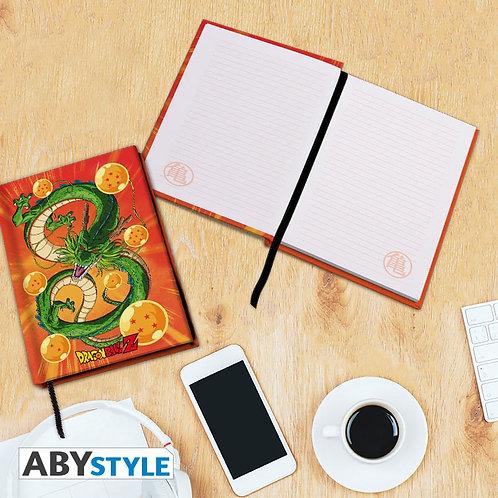 Dragon Ball Z A5 Notebook - Shenron