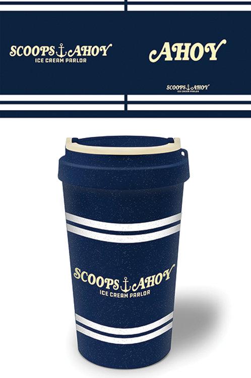 Stranger Things (Scoops Ahoy) Eco Mug