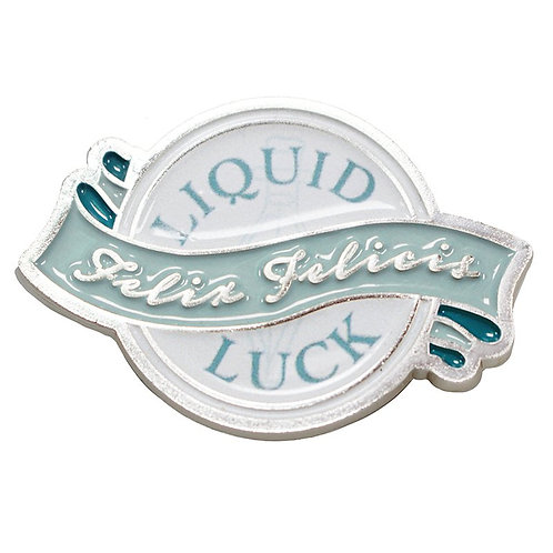 Harry Potter Pin Badge (Liquid Luck)