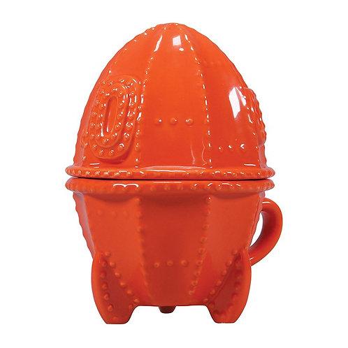 Wallace and Gromit Shaped Mug (Rocket)