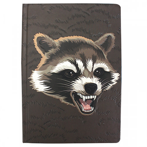 Marvel Guardians of the Galaxy A5 Notebook - Rocket