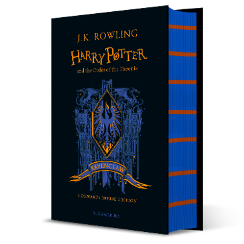 Harry Potter and the Order of the Phoenix - Ravenclaw Edition Hardback