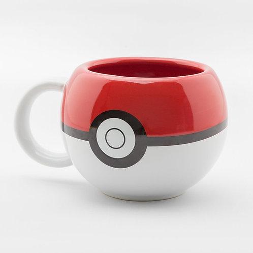 Pokemon 3D Mug - Pokeball