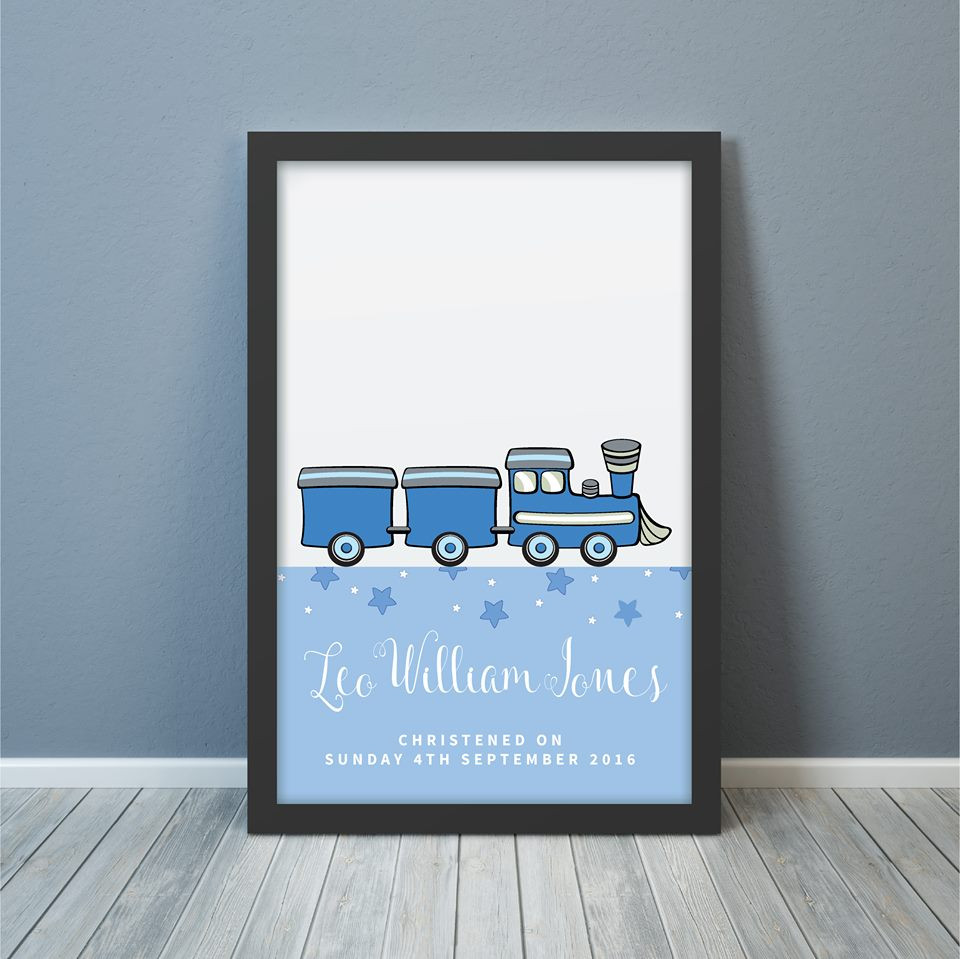 Fingerprint,Train,guestbook,Skipton,Yorkshire