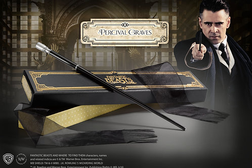 Percival Graves Wand in Collector's Box