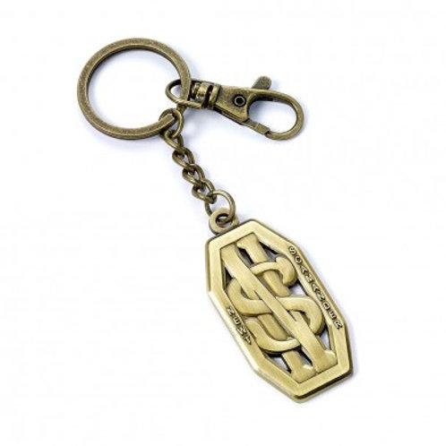 Fantastic Beasts Newt Scamander Logo Keyring