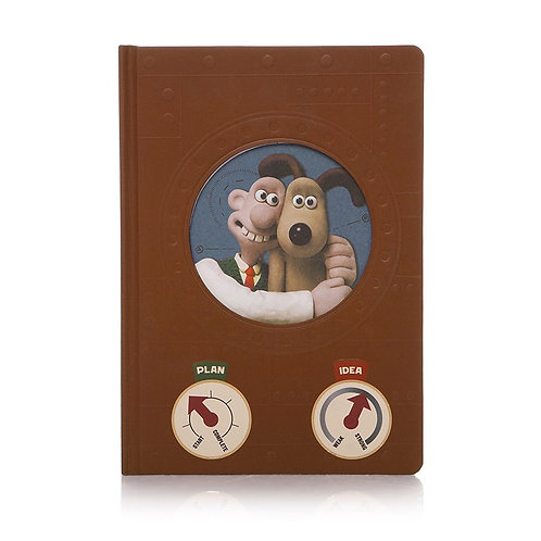 Wallace and Gromit Notebook