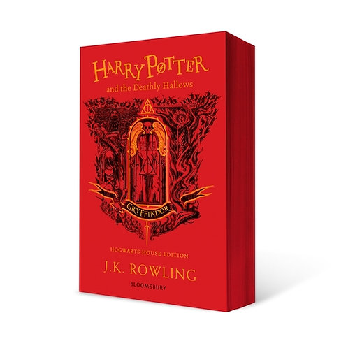 Harry Potter and the Deathly Hallows - Gryffindor Edition Paperback