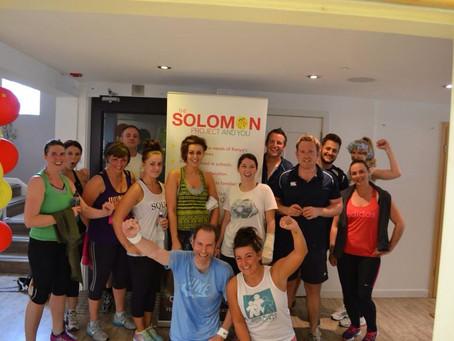 Sponsored Spin For Solomon
