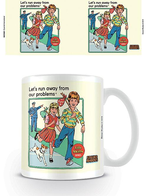 Steven Rhodes (Let's Run Away) Mug