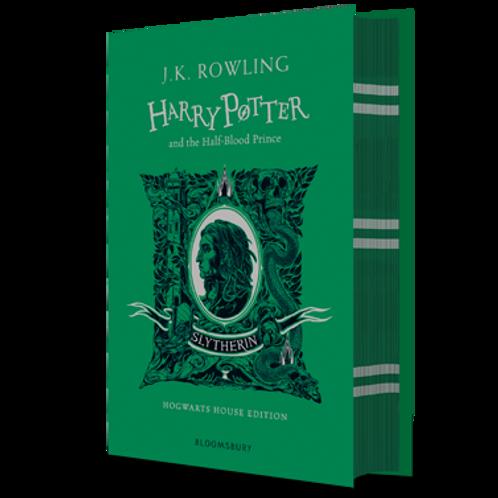 Harry Potter and the Half-Blood Prince - Slytherin Edition Hardback